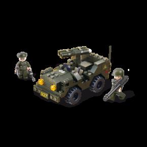 SLUBAN Double Barrel Jeep Mounted Gun M38-B5800