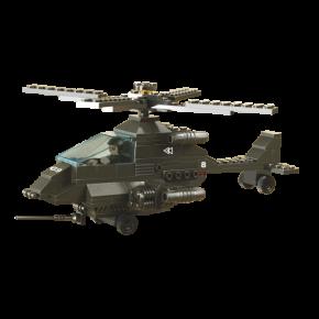 SLUBAN Apache Helicopter M38-B6200