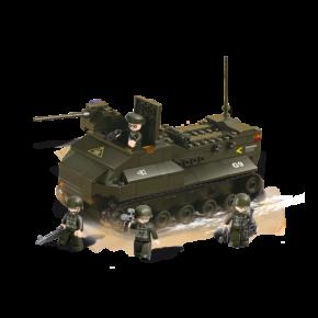 SLUBAN Amphibious Vehicle M38-B6300