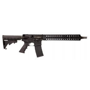 """GHK M4 Keymod GBBR MOD2 14.5"""" Airsoft Rifle"""