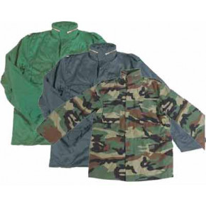 M65 Pattern jacket, OD or US Woodland