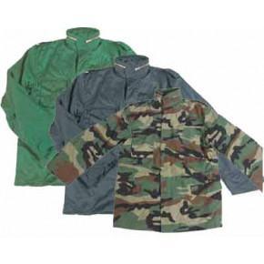 M65 Pattern jacket, OD or US Woodland