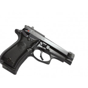WE M84 Standard GBB Airsoft Pistol - Black