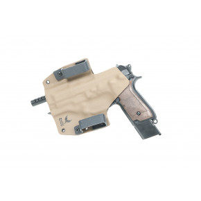 Phoenix Tactical M93R Pistol Kydex Alpha Holster - Coyote Brown