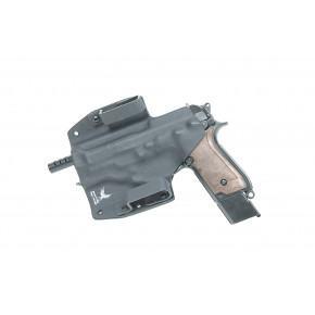 Phoenix Tactical M93R Pistol Kydex Alpha Holster - Black