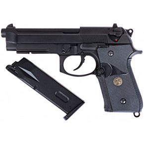 WE M9A1 Marine Version - Black