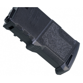 "ARES Amoeba ""Honey Badger"" 120rd Spare Stubby Magazine - Black"