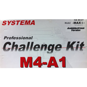 Systema M4A1 Max II Challenge Kit - Ambidextrous Version