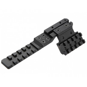 PPS AK Rear Sight Rail Mount Kit