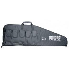 MILBRO TACTICAL COMBAT AEG SLIP (5 POCKETS) padded Rifle Case / Gun Bag