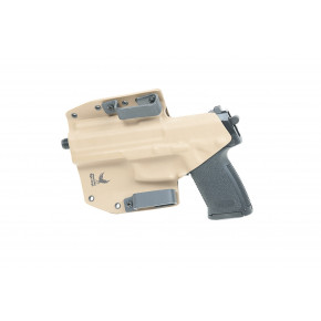 Phoenix Tactical H&K Mk23 Pistol Kydex Alpha Holster - Coyote Brown