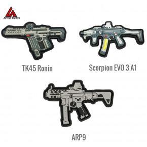 Airtech Studios Morale Patch - Scorpion / TK45 Ronin / ARP9
