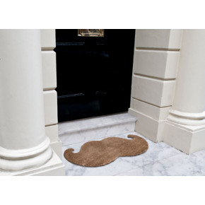 Moustache Door Mat!