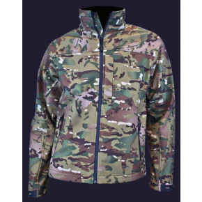 Pro-Force HMTC Multicam Odin Softshell Jacket