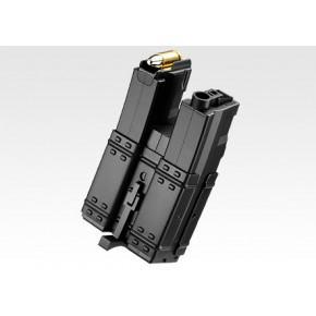 Tokyo Marui HK MP5K-HC Black 220rd Double Magazine