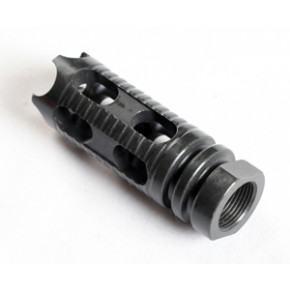 Phantom style steel flash hider 14mm CCW