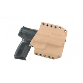 Phoenix Tactical FN 57 Five-seveN Kydex Alpha Holster - Coyote Brown