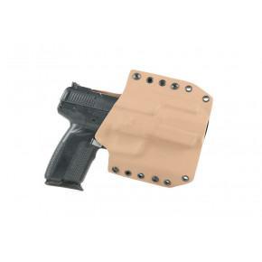 Phoenix Tactical FN 57 Five-seveN Kydex Alpha Holster - Coyote Brown