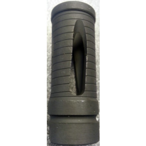 Phoenix style steel flash hider 14mm CCW