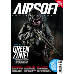 Airsoft International Volume 9 Issue 11 - April 2014