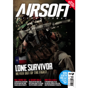 Airsoft International Volume 9 Issue 10 - March 2014
