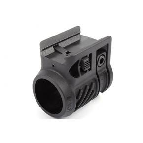 CAA Division PL2 Picatinny Light-Laser Mount - Black