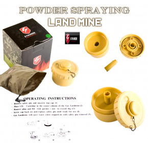 S-Thunder Powder Mine - Yellow