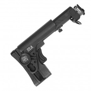 TWI PT3 Tactical Folding Butt Stock for GHK / WE / LCT / CYMA AK AEG & GBB Rifles