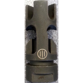 PWS KAC556 style steel flash hider 14mm CCW