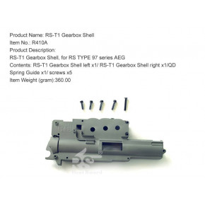 Real Sword Complete Gearbox Shell for Type 97 T1 Rifles