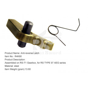 Real Sword Anti-reverse Latch for Type 97 T1 gearboxes