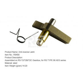 Real Sword Anti-reverse Latch for Type 56 T2 / T2B / T2C Gearboxes