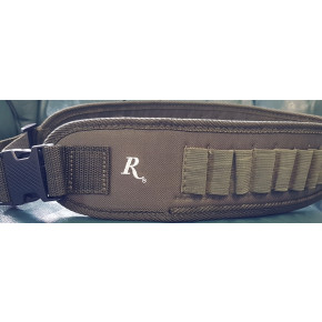 Remington 12B Cartridge Belt / Shotgun Shell Belt - Black