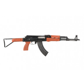 Real Sword Type 56/2 AK47 AEG Airsoft Rifle - R451B Red Wood Version