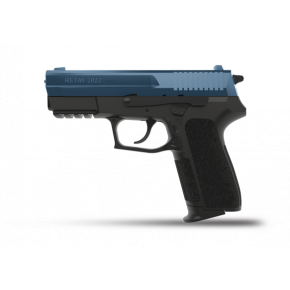 Retay Blank Firing 9mm S2022 (SiG) Black/Blue