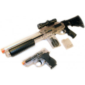Two-Tone S&W Tactical Duty Kit - Spring Cocking