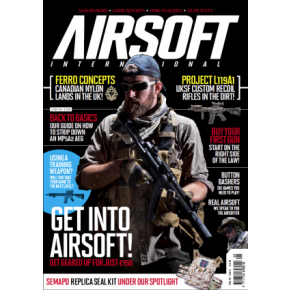 Airsoft International Volume 10 Issue 5 - October 2014