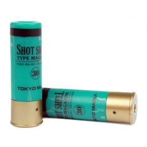 Tokyo Marui M870 30rd Shotgun Shells (Green) Twin-pack
