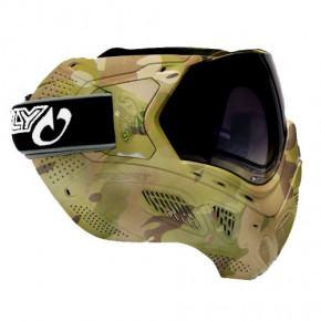 Valken Sly Profit Goggles - Full Face - V-Cam