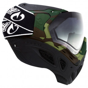 Valken Sly Profit Goggles - Full Face - Woodland
