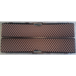 "Black 123cm/48"" - padded Rifle Hard Case"