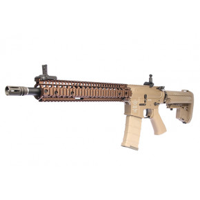 Bolt B4 SOPMOD BLOCK 2 - Tan Airsoft Rifle