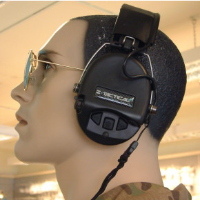 Z Tactical 'Sordin' Noise Reduction Headset IPSC