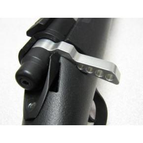 SPEED M28 Rifle Bolt Handle - CNC Silver