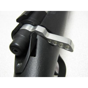 SPEED APS-2 Rifle Bolt Handle - CNC Silver