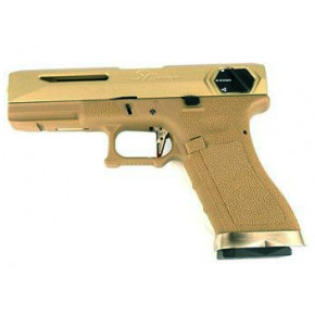 SR Union SR-18 Stealth Pistol with Hard Case - Tan