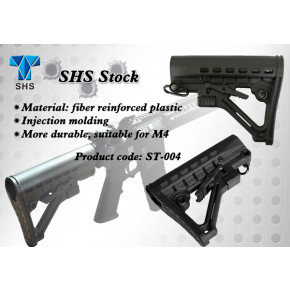 SHS M4 Custom Adjustable Stock