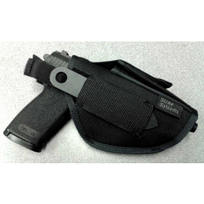 Strike System Desert Eagle / Mk23 Belt Holster-Black