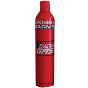 Swiss Arms EXTREME Airsoft Green Gas in 760ml can MEGADEAL (12-pack)