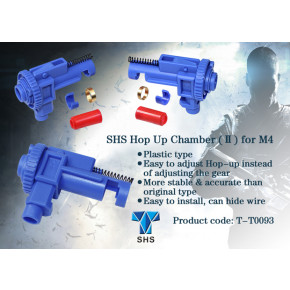 SHS M4 Series Plastic Replacement Metal Hop Unit (II)